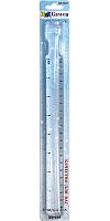 Лупа-линейка 20 см в блистере