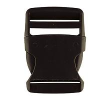 Фастекс (трезубец) черный 50 мм