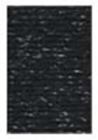 Visantia «LUXE» №14 чёрный с черным