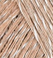 «Блестящий лён» № 124 Песочный
