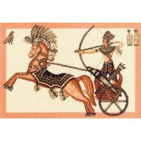 """Рисунок на канве 37х49см арт.1282 """"Египет 2"""""""