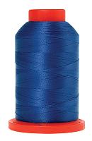 Оверлочная полупрозрачная нить, AMANN GROUP METTLER, SERALENE, 2000 м №1316 синий