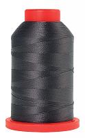 Оверлочная полупрозрачная нить, AMANN GROUP METTLER, SERALENE, 2000 м  №1360 темно-серый
