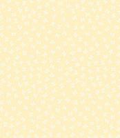 Поликотон  желтый с бантиками