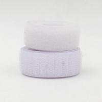 Лента контактная (липучка) белая, 25 мм