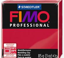 Полимерная глина FIMO «PROFESSIONAL» пунцовый