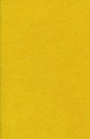 Лист фетра, желтый, 20см х 30см х 1 мм, 120 гр/м2