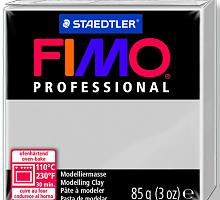 Полимерная глина FIMO «PROFESSIONAL» цвет серый дельфин
