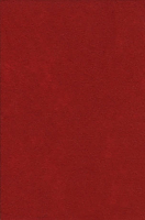 Лист фетра, красный, 20см х 30см х 1 мм, 120 гр/м2