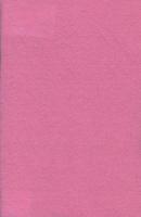 Лист фетра, розовый, 20см х 30см х 1 мм, 120 гр/м2