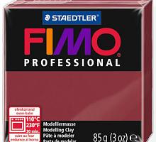 Полимерная глина FIMO «PROFESSIONAL» бордо
