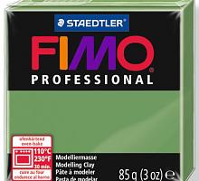 Полимерная глина FIMO «PROFESSIONAL» цвет зеленый лист