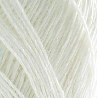 «Блестящий лён»  № 001 белый