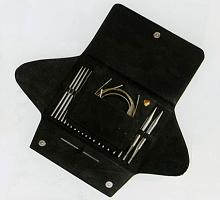 Набор круговых никелированных спиц со сменными лесками addiClick BASIC