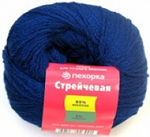 """""""Стрейчевая"""" № 026 васильковый"""