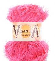 Visantia «TRAFKA» 100 % полиэстер  № 0021 темно розовый