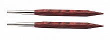 """Спицы съемные """"Cubics"""" 6.5 мм для длины тросика 28-126см, KnitPro"""