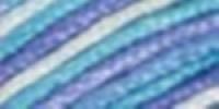 Adelia «MIA PRINT» №  09 белый-голубой-сиреневый