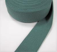 Манжеты  трикотажные кругловязанные на метраж, цвет мятно-бирюзовый