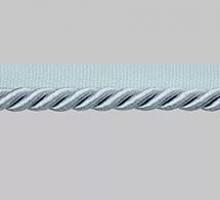 Кант шторный белый с ресничкой