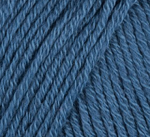 Спринг Вул (Spring Wool) 10 сине-зеленый