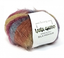 Silk Mohair Printed (Силк мохер Принтед) 9202
