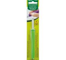 Крючок CLOVER (Кловер) с эргономичной ручкой Amour 6,5 мм