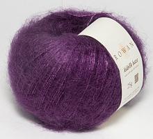 Kidsilk Haze /Кидсилк Хэйз/ Rowan 678 пурпурный