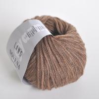 Пряжа Novena with Baby Alpaca цвет 0139 светло-коричневый