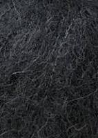 Пряжа  Альпака суперлайт (Alpaca Superlight), цвет 0004 черный