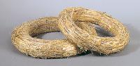 Венок из соломы, 30 см
