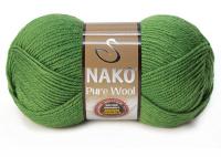 Пряжа Nako Pure Wool (Пур вул), цвет 5300