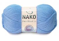 Пряжа Nako Pure Wool (Пур вул), цвет 271