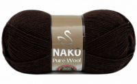 Пряжа Nako Pure Wool (Пур вул), цвет 282