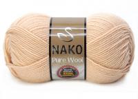 Пряжа Nako Pure Wool (Пур вул), цвет 219