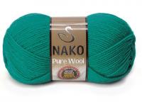 Пряжа Nako Pure Wool (Пур вул), цвет 10327
