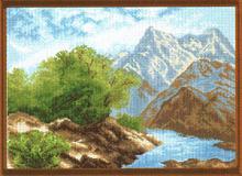 Рисунок на канве 37х49см арт.669