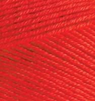 Пряжа BELLA Alize 056 красный