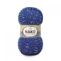 Пряжа Natural Bebe (Бебе натурал), цвет 4737 синий