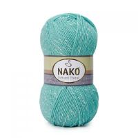 Пряжа Natural Bebe (Бебе натурал), цвет 10705 светло-бирюзовый