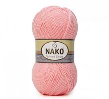 Пряжа Natural Bebe (Бебе натурал), цвет 11624 розовый
