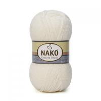Пряжа Natural Bebe (Бебе натурал), цвет 300 светло-бежевый