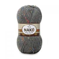 Пряжа Super Inci Hit Tweed №790 темно-серый