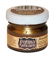 """Патина для создания винтажного эффекта """"Patina Anticante"""", бронза"""