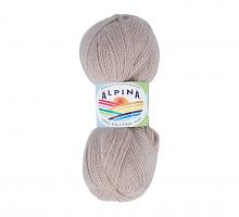 Пряжа ALPINA Klement цвет 14 бежевый