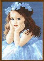 "Рисунок на канве 37х49см арт.622 ""Аленка"""