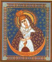 """Рисунок на канве 37х49см арт.535 """"Икона Божией Матери остромбрамская"""""""
