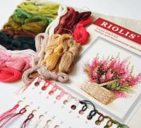 Наборы для вышивания РИОЛИС