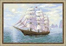 """Набор для вышивания арт.СС-1356 """"Попутный ветер"""" 60х40 см"""