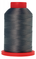 Оверлочная полупрозрачная нить,  SERALENE (СЕРАЛЕН), 2000 м  №0415 серый